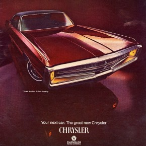 '69 Chrysler Newport