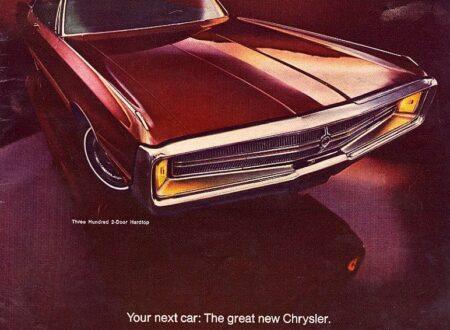 Chrysler Newport 1969