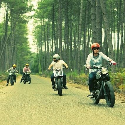 Riding September