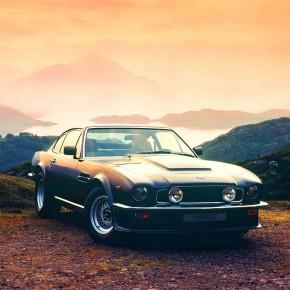 Aston Martin on Aston Martin Vantage   Silodrome