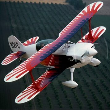 Aviat Eagle II Kit Plane