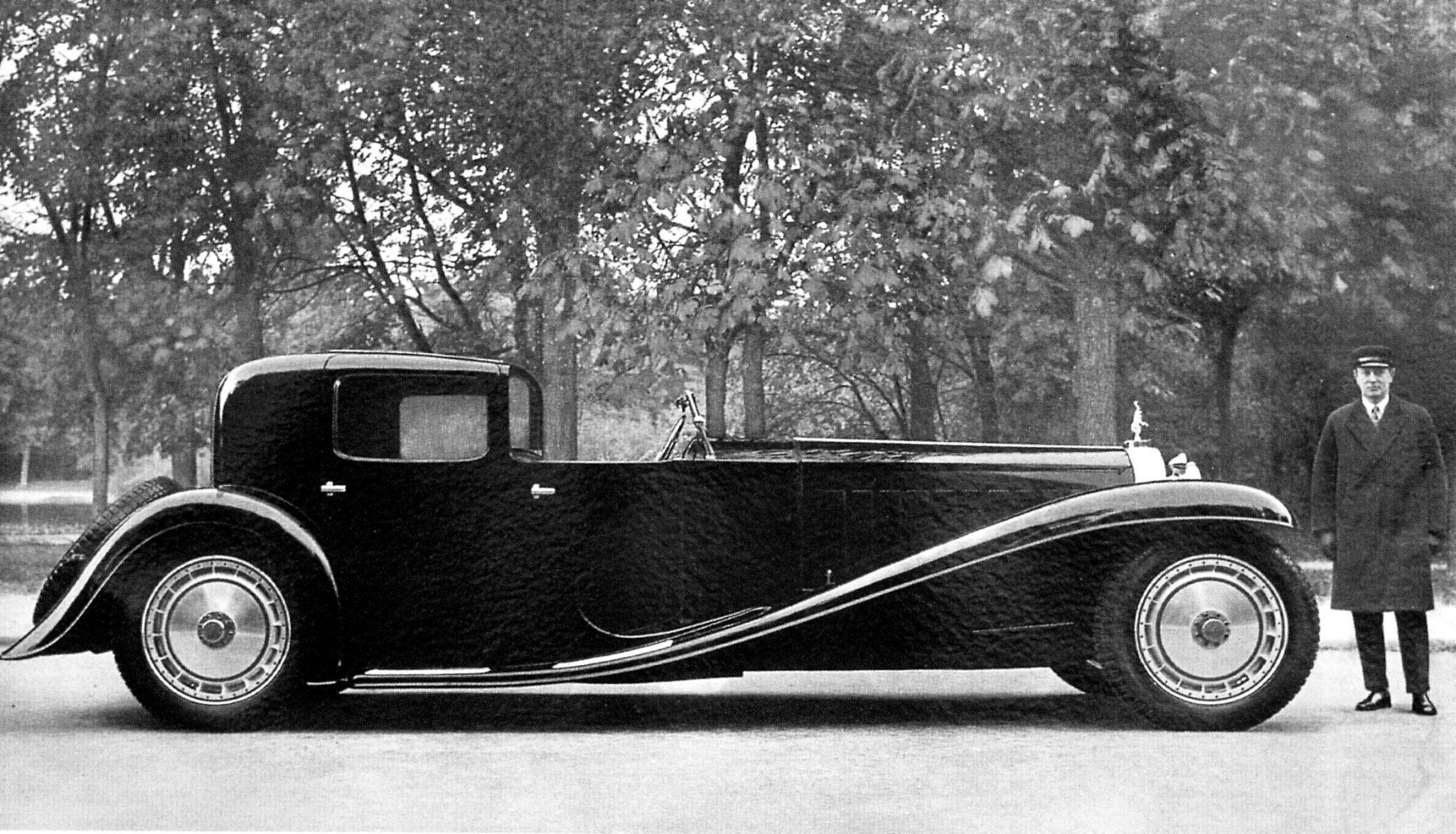 Bugatti Royale 1928