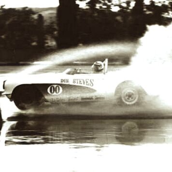 Dave MacDonald Corvette