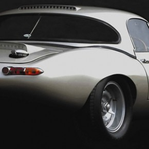 1961 E-Type Series 1 3.8 Lightweight