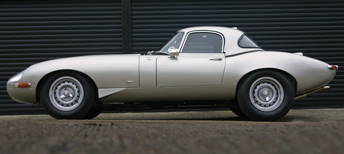 E-Type Series 1 3.8 Lightweight