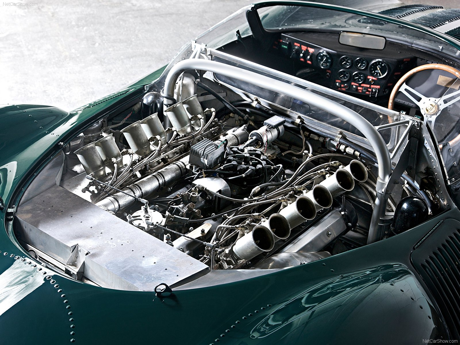 Jaguar XJ13 1966 Jaguar XJ13