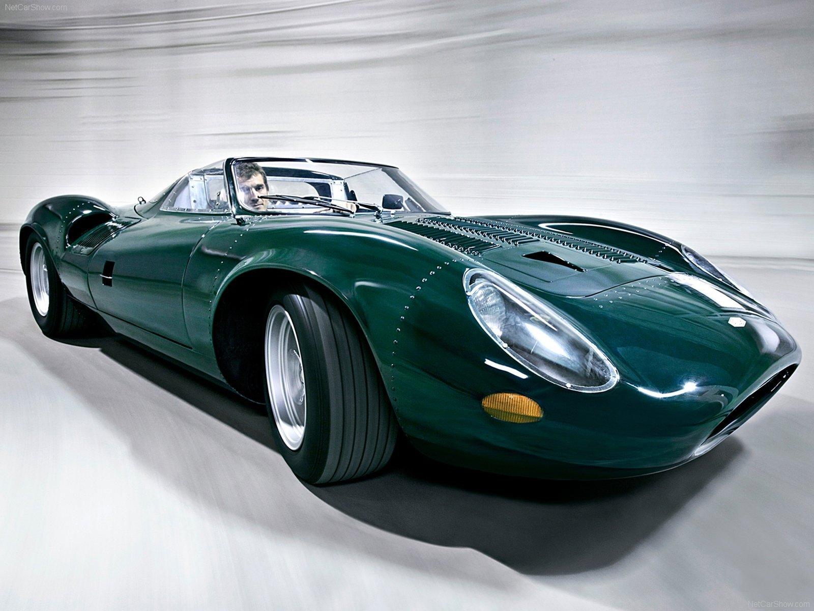 Jaguar Xj13 Silodrome