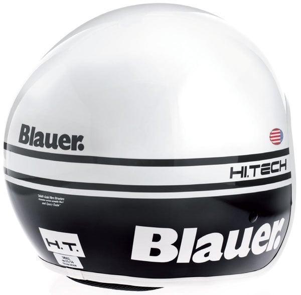 Pilot White Helmet by Blauer