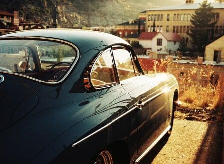 Porsche 356 Sunset 450x330 - Porsche 356 Sunset