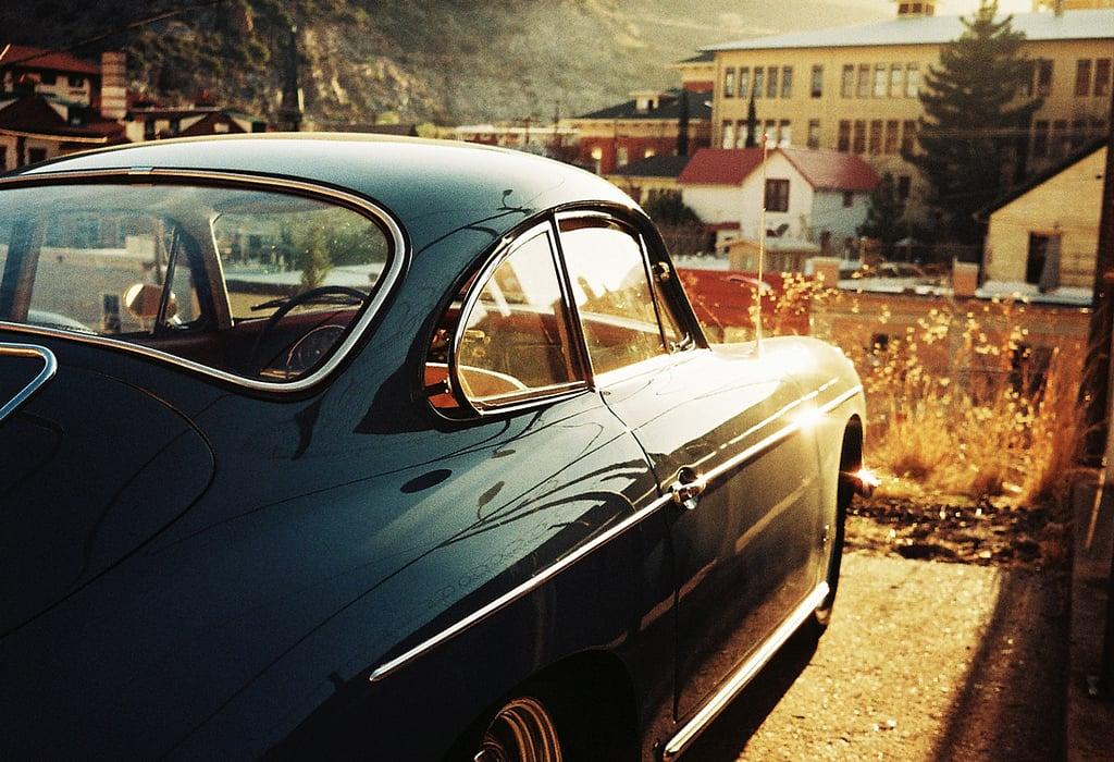 Porsche 356 Sunset Porsche 356 Sunset