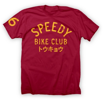 Speedy Bike Club Tee