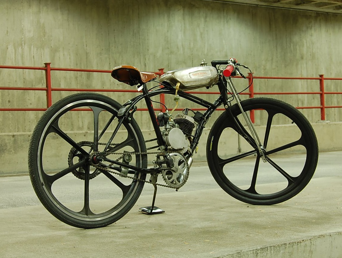 The Bullet Imperial Cycles