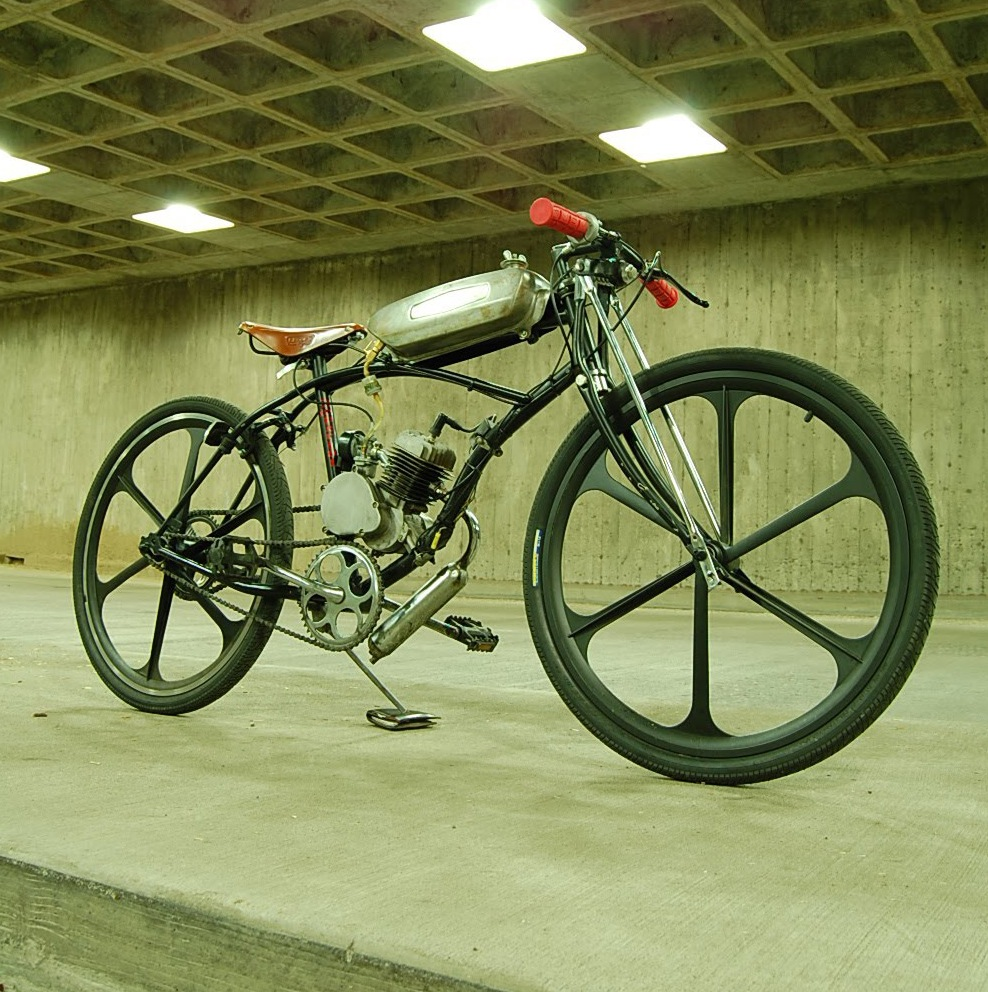 The Bullet by Imperial Cycles