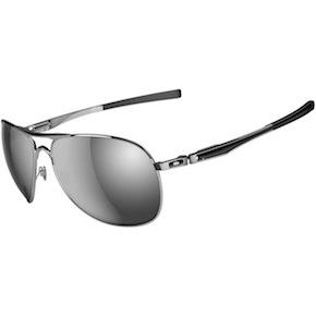apparel oakley casual sunglasses men lifestyle plaintiff polished chrome chrome iridium - Plaintiff Sunglasses by Oakley