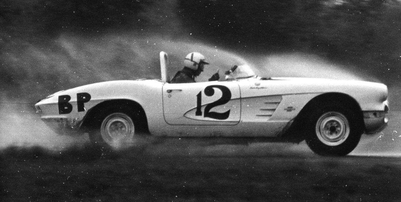 1961 Corvette Rain