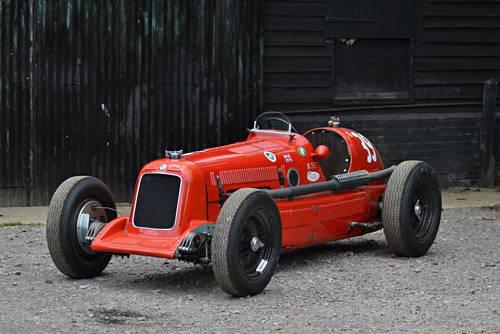 1933 MG Magnette K Type