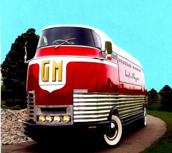 1950 GM Futurliner