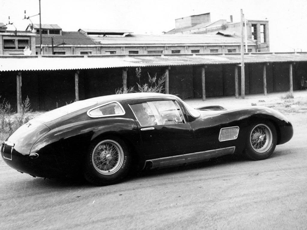 1957 Maserati 450S Costin Zagato Coupe Maserati 450S Costin Zagato Coupé
