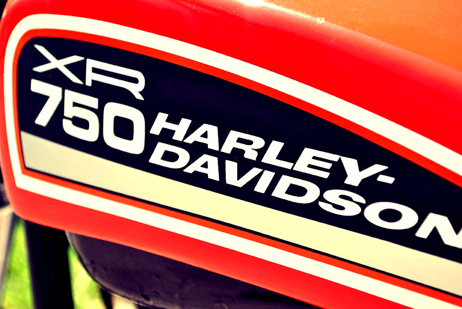Harley-Davidson XR750 Flat Tracker