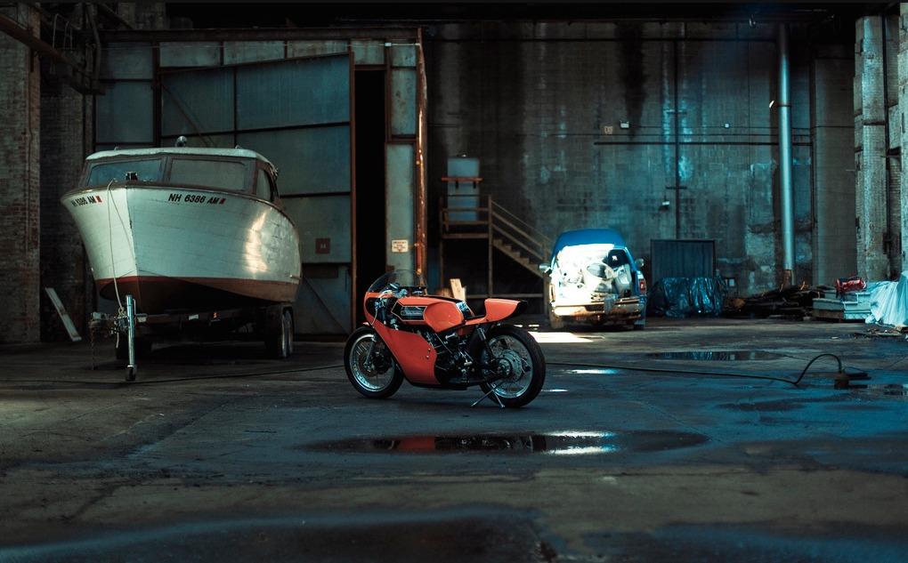 Aermacchi-Harley Davidson RR350