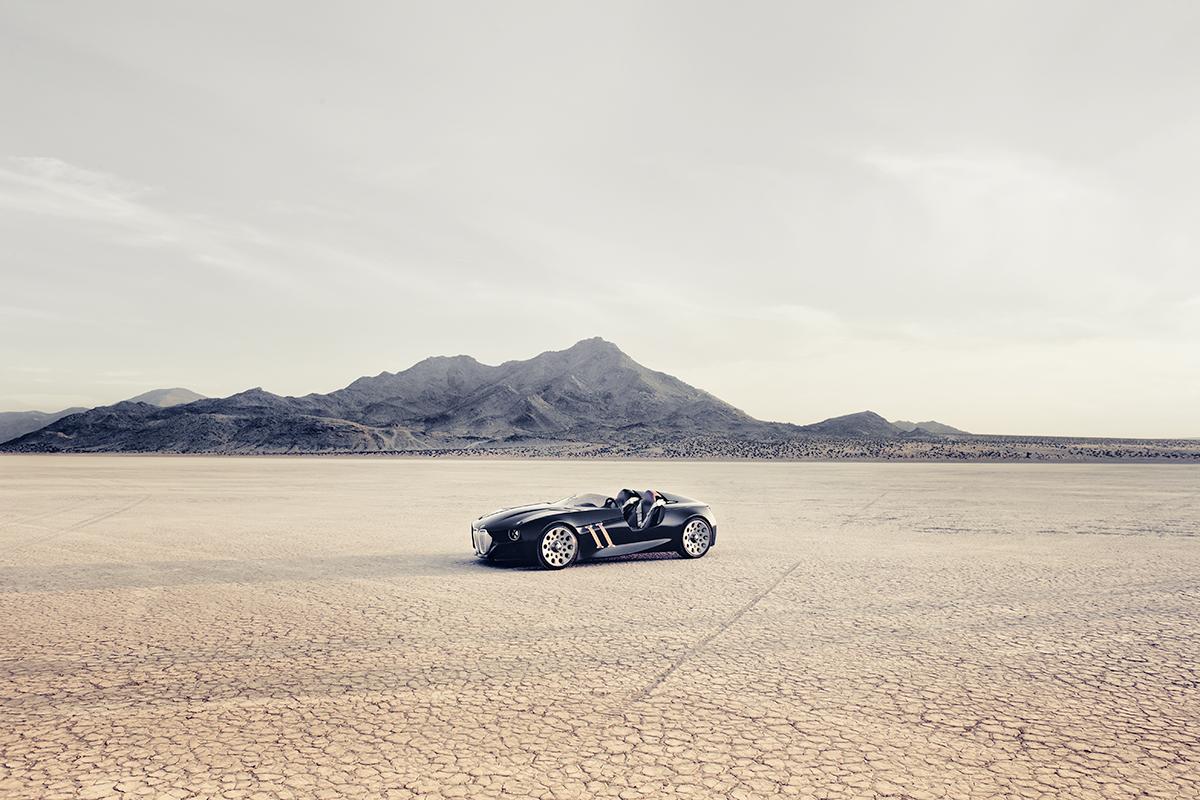 BMW 328 Hommage Concept - (SILODROME)