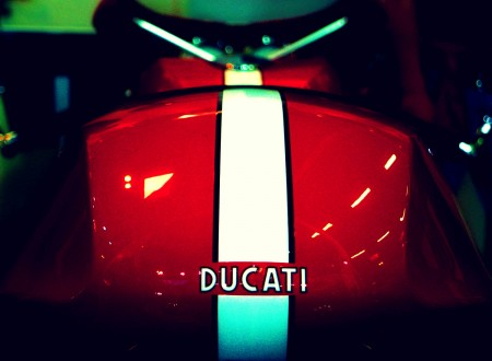 Ducati Tail