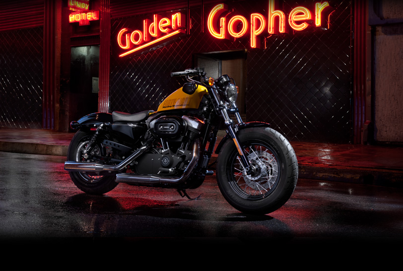 Forty-Eight by Harley-Davidson