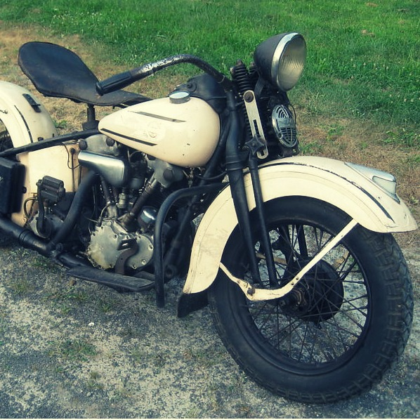 Harley EL Knucklehead