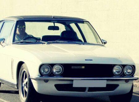 Jensen Interceptor R Top Gear