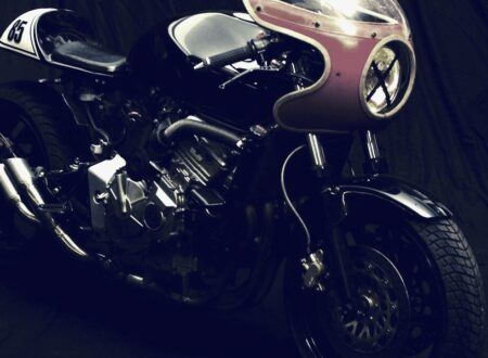Kiez Kustoms Honda1 450x330 - CR-B 666 Café Racer by Kiez Kustoms