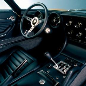 Lamborghini Miura Factory - 1968