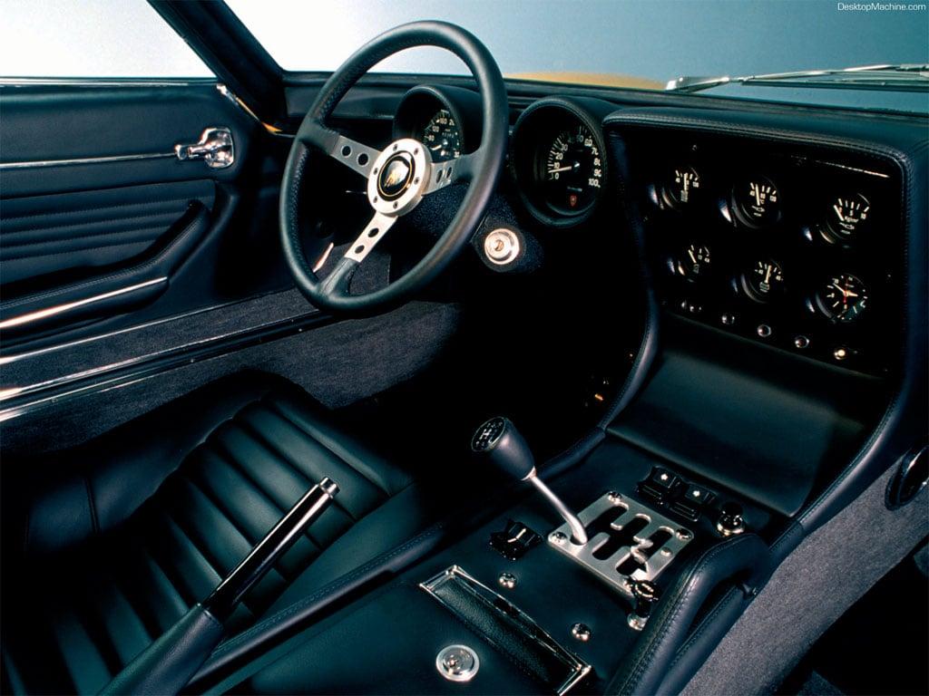 Lamborghini Miura Factory 1968 Lamborghini Miura Factory   1968