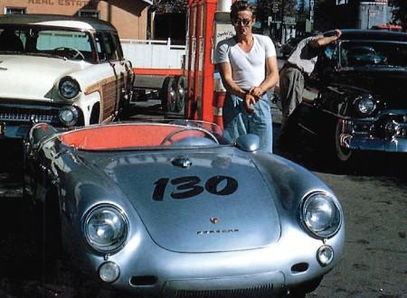 """""""Little Bastard"""" was James Dean Porsche 550 Spyder"""