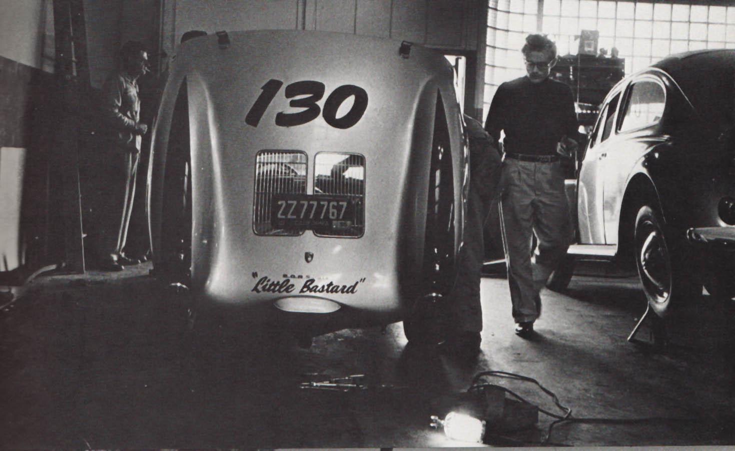 Little Bastard was James Dean Porsche 550 Spyder.jpg