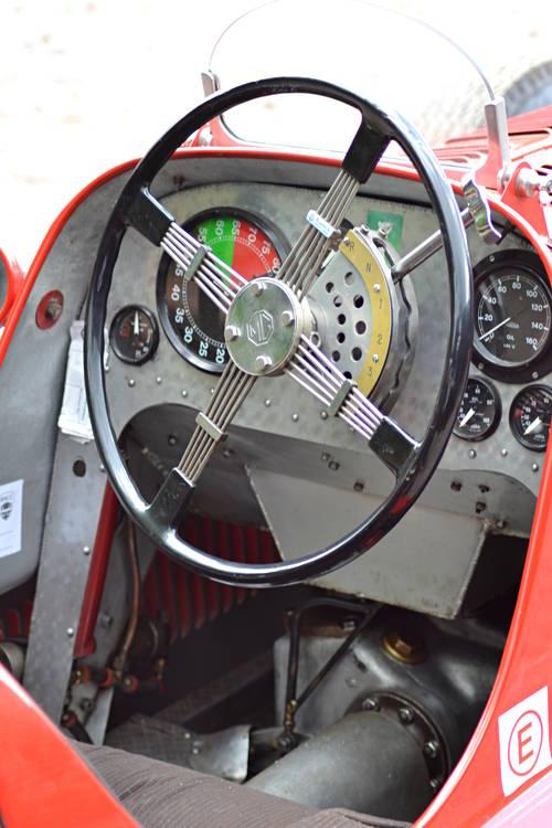 MG Magnette K-Type 1933