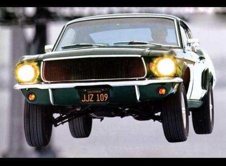 ford mustang bullitt 450x330 - Bullitt Car Chase Scene