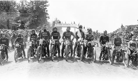 International (Motorcycle) Road Race, Indiana 1919