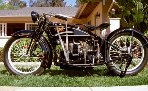 1926 Ace 1000cc in line 4 cylinder