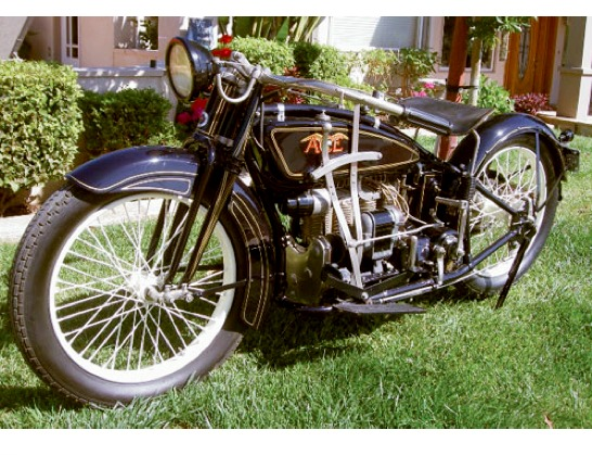 1926 Ace 1000cc in line four cylinder henderson