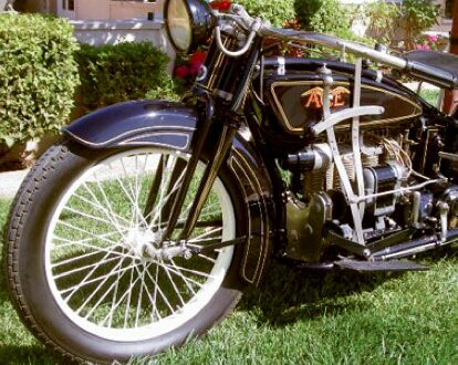 1926 Ace 1000cc in line four cylinder henderson1 414x330 - 1926 Ace 1000cc In-Line 4