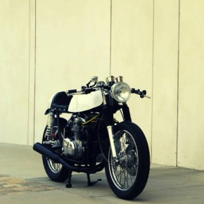 CB550 by Steel Bent Customs