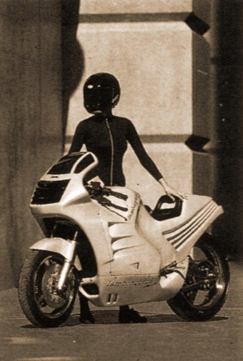 Lamborghini Concept Motorcycle 55 000 Silodrome