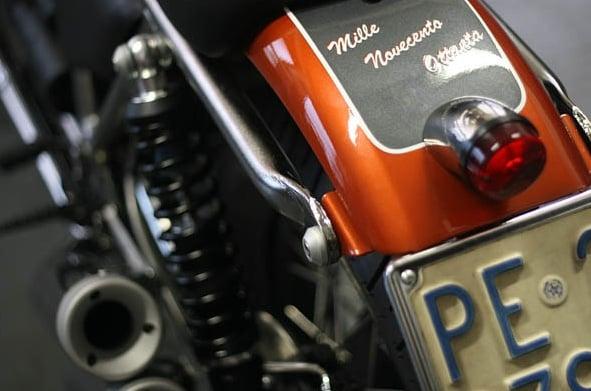 Officine Rossopuro Moto Guzzi Ottanta 2 Officine Rossopuro Ottanta