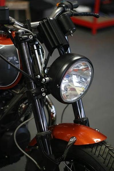 Officine Rossopuro Moto Guzzi Ottanta 5 Officine Rossopuro Ottanta