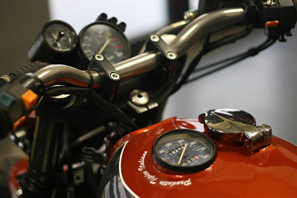 Officine Rossopuro Moto Guzzi Ottanta