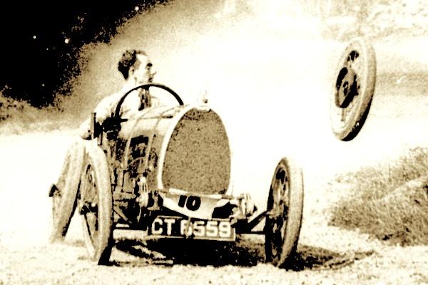 Raymond Mays Bugatti 13