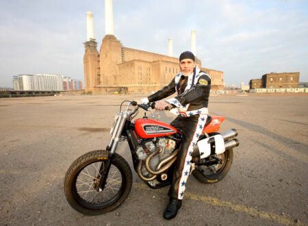 Robbie Knievels Harley XR 750 450x330 - eBay Find: Robbie Knievel's Harley XR-750