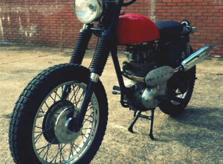 bsa016 450x330 - eBay Find: 1970 BSA B25 Starfire