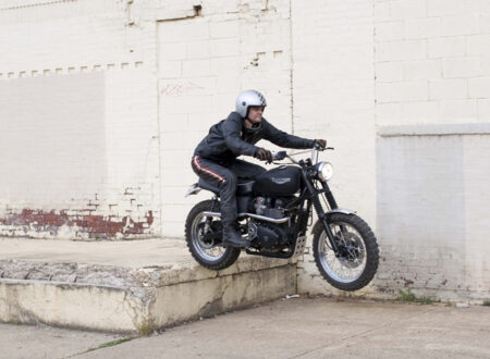 j081410 Triumph 02182 450x330 - Gasoline and Caffeine Tour: The Jack Pine Build