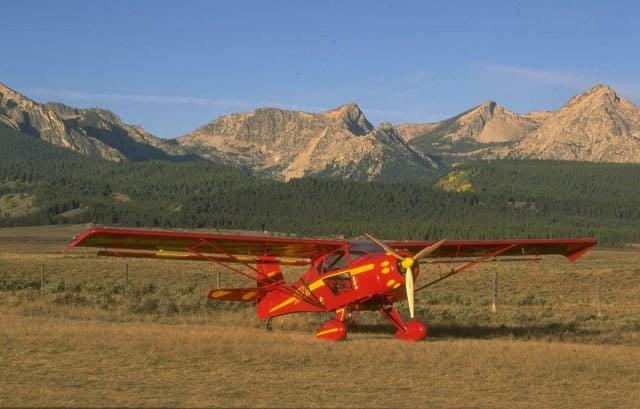 kitfox kitplane